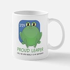 Proud Leaper Small Small Mug