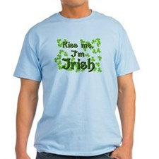 Kiss Me, I'm Irish 3 T-Shirt