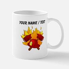 Custom Firefighter Symbol Mugs