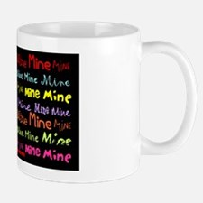 Mine Mine Mine Nurse Shoulder Bag Mug