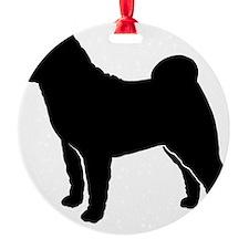 sharpeizblk Ornament