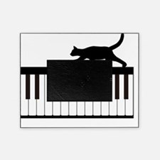Cat and Piano v.1 Picture Frame