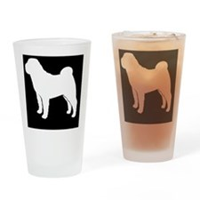 sharpeipatch Drinking Glass