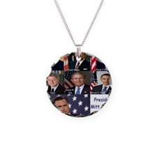 President Mitt Romney 2012 Necklace