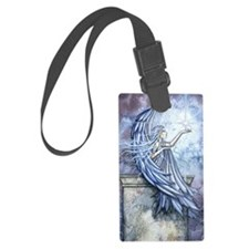 Angel Luggage Tag