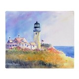 Cape cod Fleece Blankets