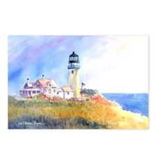 Cape Cod Light Print Postcards (Package of 8)
