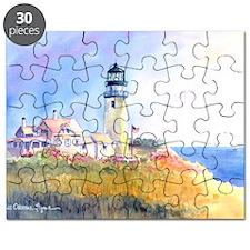 Cape Cod Light Print Puzzle
