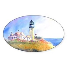 Cape Cod Light Print Decal