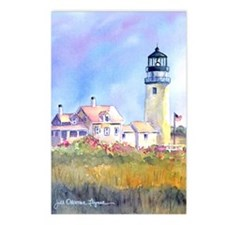 Cape Cod Light Journal Postcards (Package of 8)