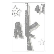 AK-47 Kalashnikov Postcards (Package of 8)