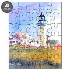 Cape Cod Light Puzzle