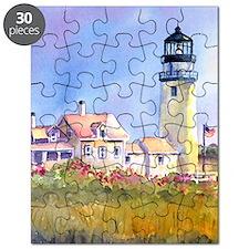 Cape Cod Light Journal Puzzle
