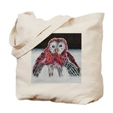 LIttle Red Riding Hoot Tote Bag