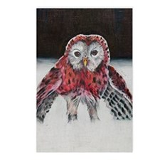 LIttle Red Riding Hoot Postcards (Package of 8)