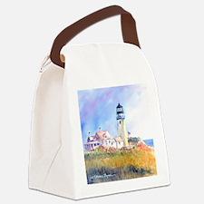 Cape Cod Light Canvas Lunch Bag