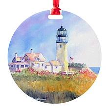 Cape Cod Light Ornament