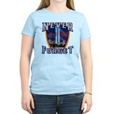 911 never forget Women's Light T-Shirt