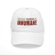 Factory Farming Baseball Cap