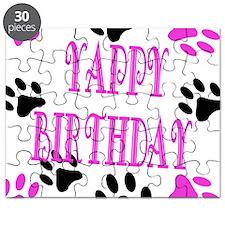 Yappy Birthday Puzzle