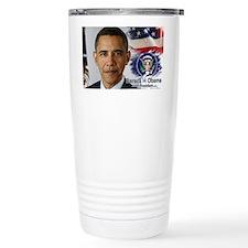 Obama Calendar 001 cover Thermos Mug