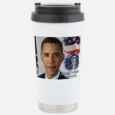 Obama Calendar 001 cover Travel Mug
