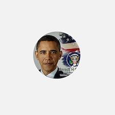 Obama Calendar 001 cover Mini Button