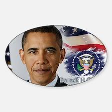 Obama Calendar 001 cover Decal