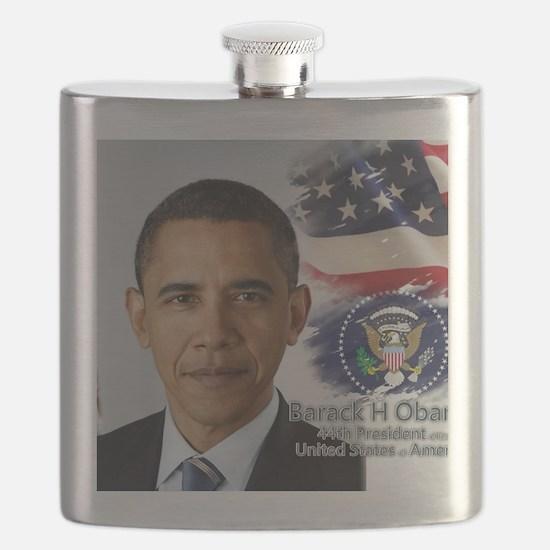 Obama Calendar 001 cover Flask