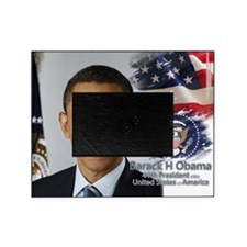 Obama Calendar 001 cover Picture Frame