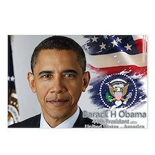 Obama Calendar 001 cover Postcards (Package of 8)