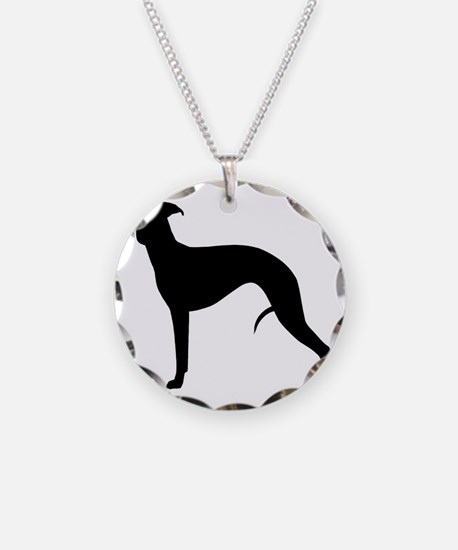 whippetblack Necklace