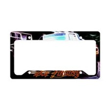 4x4 Fantasy License Plate Holder