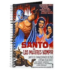 Santo vs. Vampire Journal