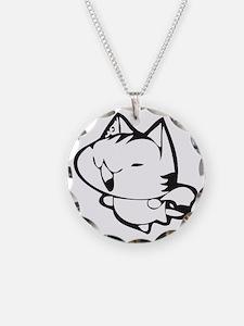 Cute Chibi Cat Necklace