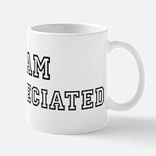 Team UNAPPRECIATED Mug