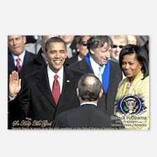 Obama Calendar 001 Postcards (Package of 8)
