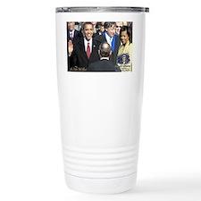 Obama Calendar 001 Thermos Mug
