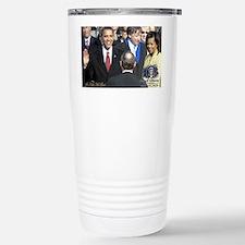 Obama Calendar 001 Travel Mug