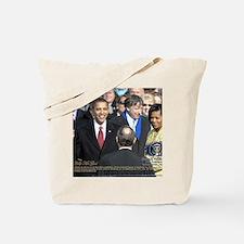 Obama Calendar 001 Tote Bag