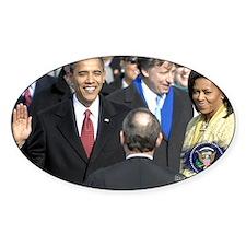 Obama Calendar 001 Decal
