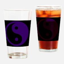 Achieve Balance Drinking Glass