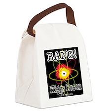HIGGS BOSON Canvas Lunch Bag