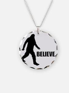 BELIEVE IN BIGFOOT Necklace
