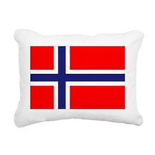 Norway Rectangular Canvas Pillow