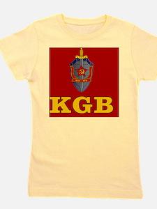 KGBemblemSC2 Girl's Tee