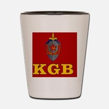 KGBemblemSC2 Shot Glass
