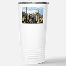 Duo Saguaros Travel Mug