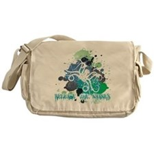 Release the Kraken Messenger Bag