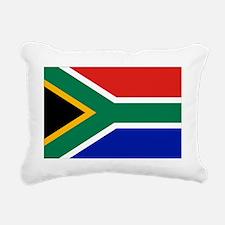 South Africa Rectangular Canvas Pillow